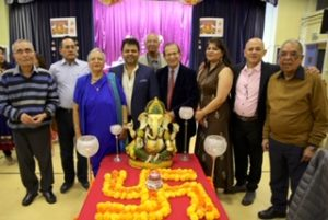 Diwali Dinner by Hindu Religious Society