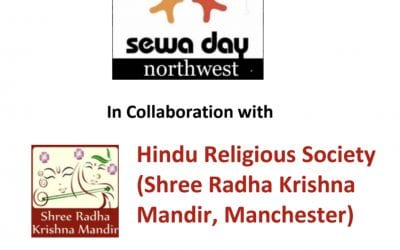 Hindu Religious Society Participation in Sewa Day on 3rd September 2020